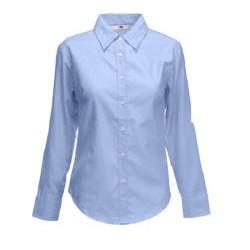 Camisa Dama Clasica Manga...